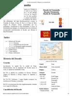 Ducado de Normandía