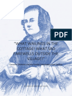 """What wailings in the cottage! What sad farewells outside the village!""  Caroline Chisholm and the Family Colonisation Loan Society"