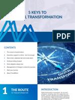 Digital Transformation eBook