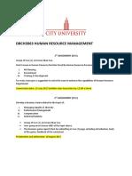 Assignment 1 & 2