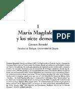 Bernabé Carmen - Maria Magdalena y Los Siete Demonios