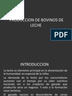 Tema 1 Produccion de Leche