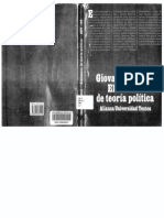 Elementos Teoría Política Sartori