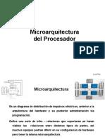 05.Micro Arquitectura Corte 3