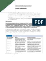 Resumen comportamiento organizacional cap 1-8
