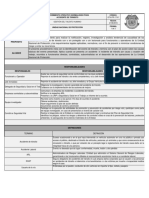 Gth -Pr - 17 v1 Procedimiento Operativo Normalizado Para Accidentes de Transito