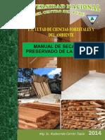 Manual de Secado y Preservados de La Madera 10-08