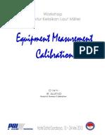 Equipment Measurement Calibration (Materi Buku)