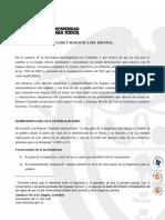 Gramatica Morfosintaxis y Semantica Del Espanol
