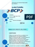 Ban Code Credit Odel Peru