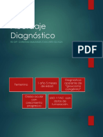 Abordaje Diagnóstico Tumor ocular
