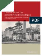 Heildelberg History Brochure
