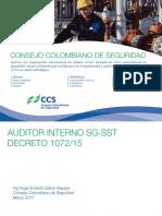 GCE813 2017 Auditor Decreto 1072 Parte 1