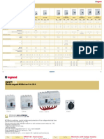 Legrand DPX MCCBs 40-1600A en 0712