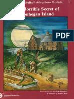 Call of Cthulhu - The Horrible Secret of Monhegan Island.pdf