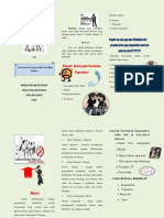 Kenakalan Remaja Leaflet