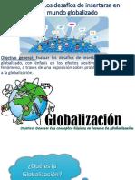 Clase 1, Globalización y Ciudadanía