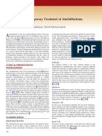 Contemporary Treatment of Ameloblastoma