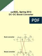 Dc Dc Boost Converter