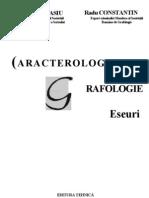 Caracterologie Si Grafologie Andrei ATHANASIU