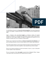 Hacer Diapositiva Maglev