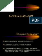 1. Laporan Hasil Audit