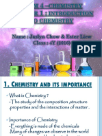 Form 4 Chemistry Chapter 1 FOLIO