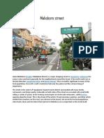 Malioboro Street Jogja