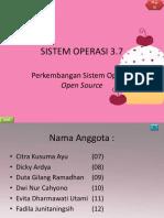 Sistem Operasi 3.7