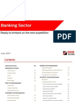 2017 June NDB Analysis - Banking Sector