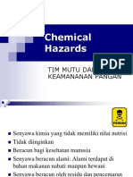 1. Chemical Hazards
