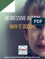 What is Regressive Autism?