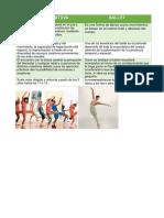 Danza Creativa y Ballet