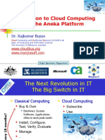 Aneka Cloud Introduction