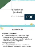 Sistem Imun Antibodi