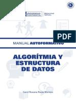 Algoritmia y Estructura de Datos