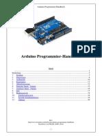 Arduino Programmierhandbuch