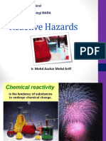 CEV654-Lecture 4f_Reactive Hazards