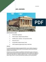Trabajo Partenon
