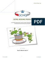 GCHQ Boiling Frogs