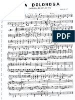 Dolorosa Violin 2. NUMERO 1