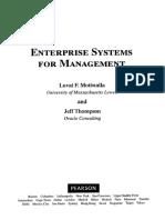 Enterprise Systems Management Tn-1