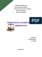 Requisitosdelavalidezdelactoadmi 150828191454 Lva1 App6891