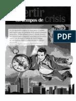 2008-12 Invertir en Tiempos de Crisis