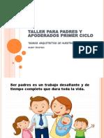 TALLER PARA PADRES Y APODERADOS TECNICAS DE ESTUDIO (1).pptx