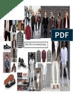 Costume Planning