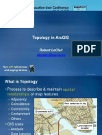 ArcGIS Topology User Conf09 PPT