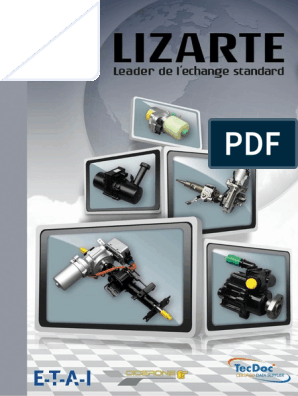 direction Lizarte 04.05.0345-1 Pompe hydraulique