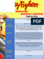 character week 4 handout profile sheet  fighty fish