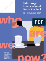 2017 Edinburgh International Book Festival Brochure